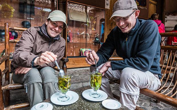 Cusco Altitude Sickness