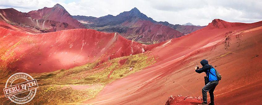 Rainbow Mountain & Red Valley Trek