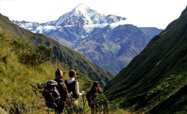 Ancascocha Trail Machu Picchu