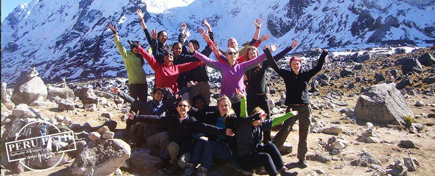 Salkantay Inca Trail Hike