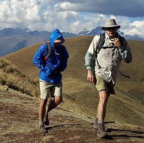 Ancascocha Trek Peru 4 Days